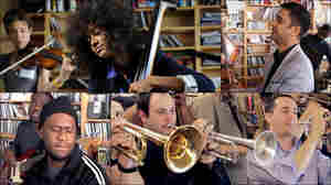 All Songs +1: Our Most Memorable Tiny Desk Jazz Sets