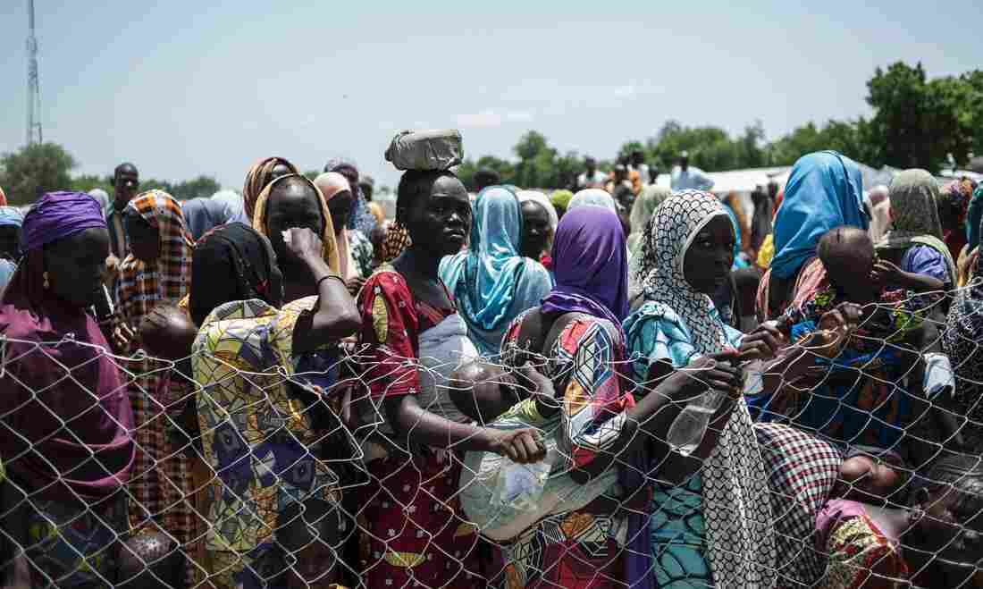 Nigerias military is raping and exploiting women who fled