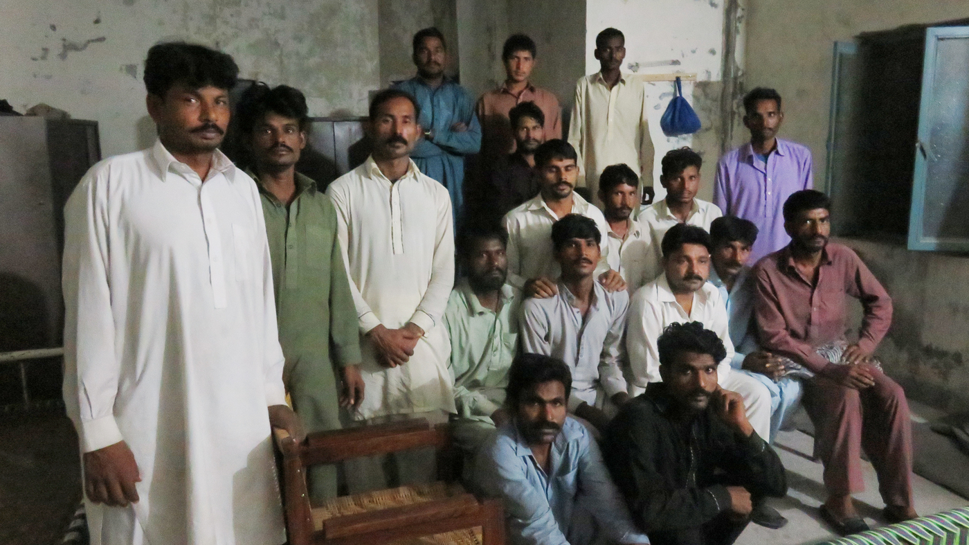 In Pakistan, Illegal Kidney Trade Flourishes As Victims Await
