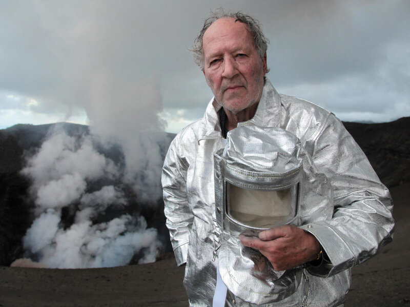 director werner herzog you can throw anything at me npr