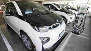 Administration Gives Electric Car Charging Grid A Boost