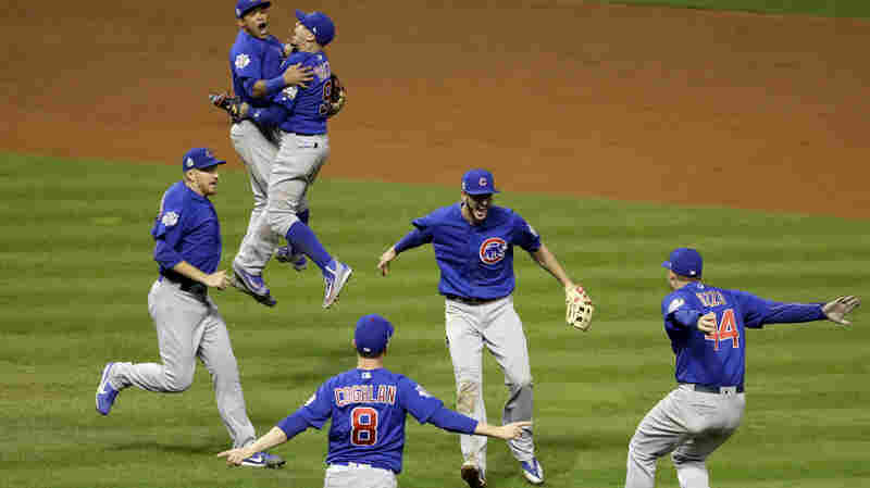 Chicago Cubs Defeat Cleveland Indians In 10 Innings To Win World Series
