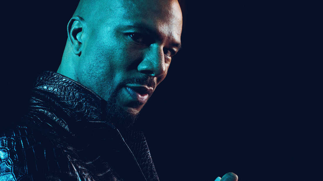 On His Latest Album, Common's Political Commentary Gets Personal