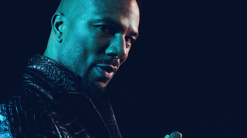 """Though I know other things exist, you know, like beautiful things that have happened to us and beautiful things we've created,"" Common says of witnessing black death in the news. ""I just looked at that and felt the pain of it."""
