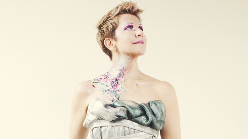 """In the midst of chaos, I find peace by loving,"" Joyce DiDonato says. ""I love, and that gets me out of the situation."" (Courtesy of the artist)"