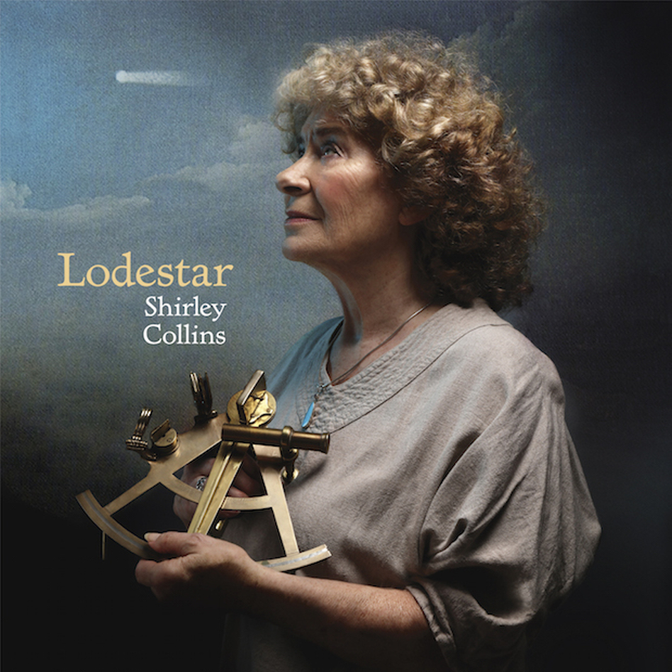 Lodestar is Shirley Collins' first album in over 30 years. (Courtesy of the artist.)