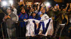 2016 World Series Brought Welcome Levity To Weary Cities