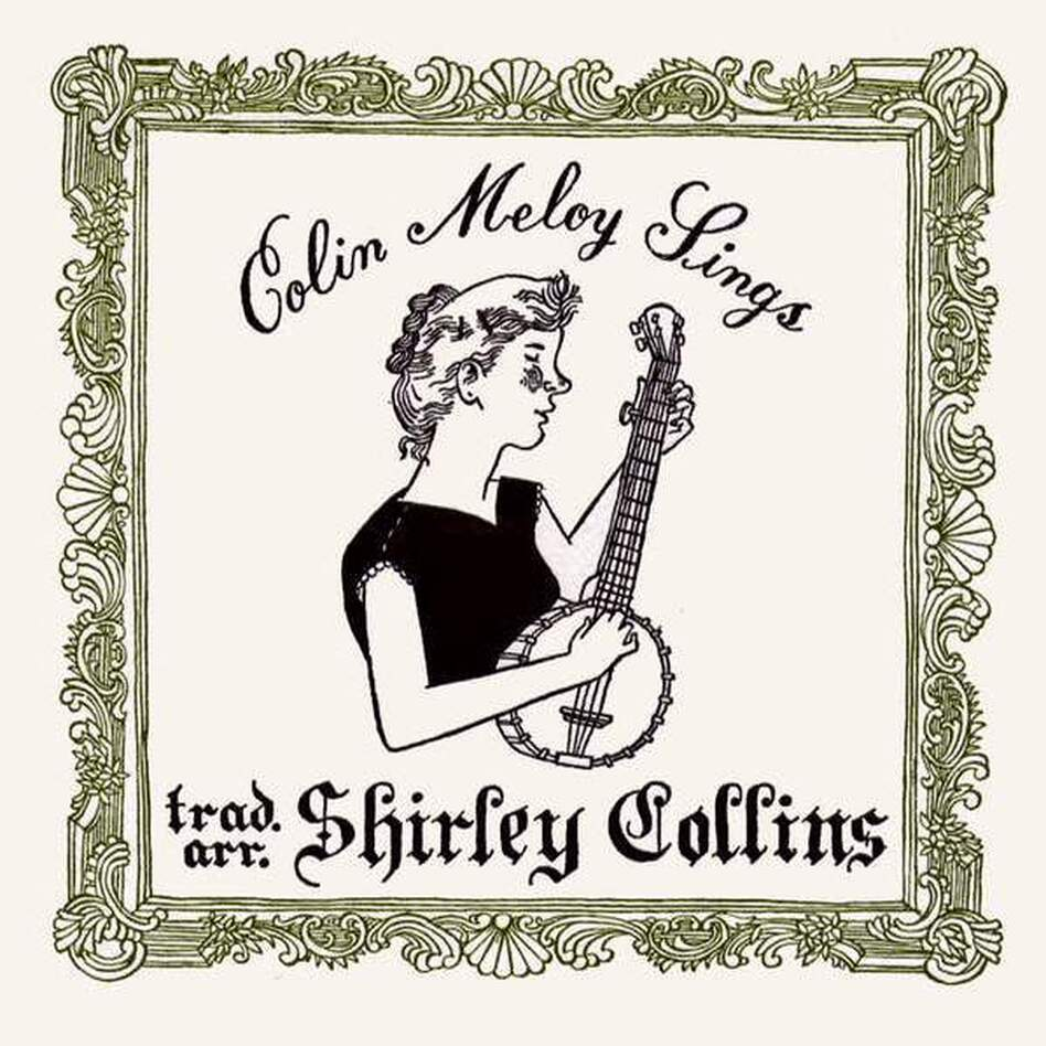 Colin Meloy, Colin Meloy Sings Shirley Collins. (Courtesy of the artist)