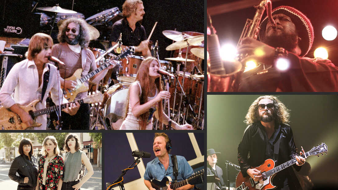 Weekend LISTening: 10 Bands Keeping The Grateful Dead Alive