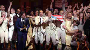 Hear Two New Songs From 'The Hamilton Mixtape'