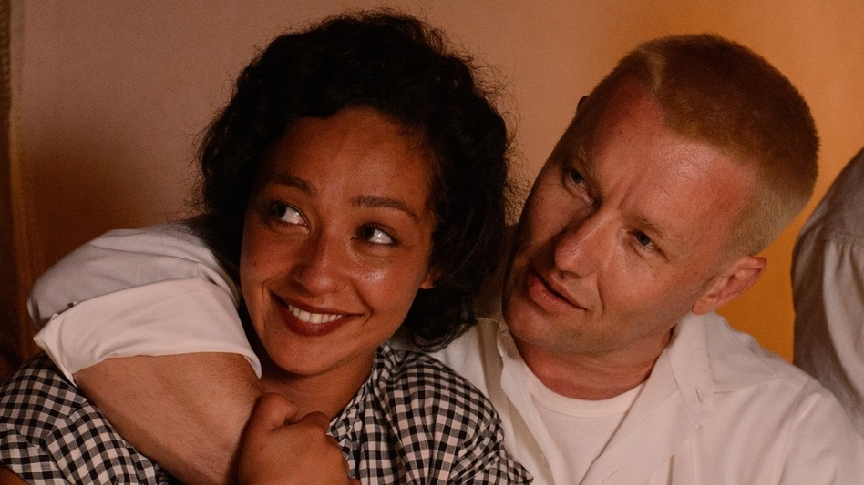 Ruth Negga and Joel Edgarton play married couple Mildred and Richard in the film <em>Loving</em>. (Ben Rothstein/Focus FeaturesReply)