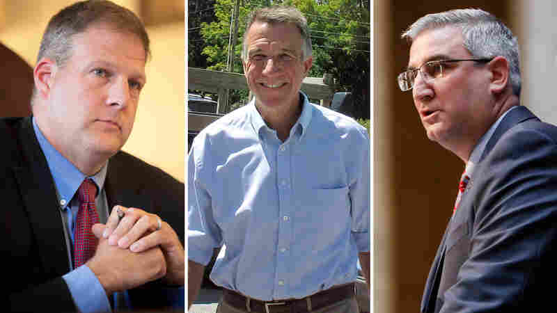 Governors' Races Could Be A Bright Spot For GOP On Election Night
