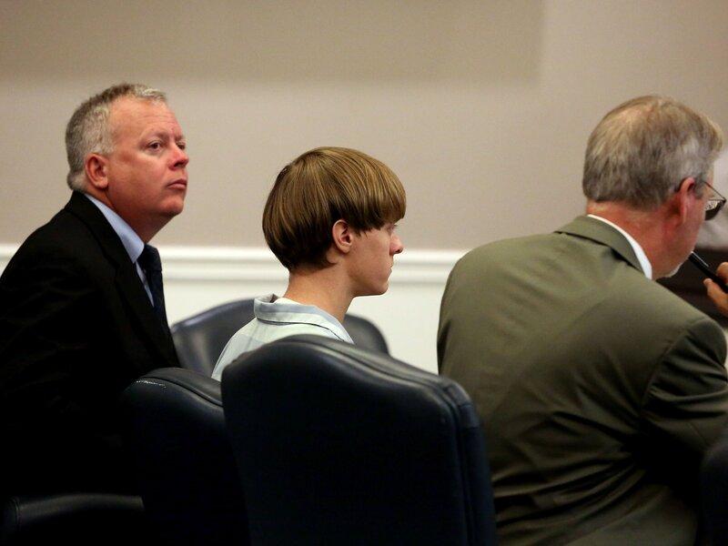 Jury Selection Set To Begin In Charleston, S C , Church