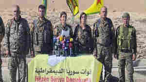 'Massive' Campaign Launched To Retake Raqqa, ISIS' So-Called Capital