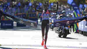 Keitany And McFadden Extend Winning Streaks In NYC Marathon