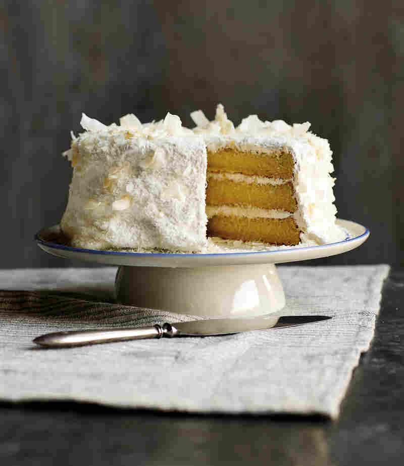 Make America Bake Again A History Of Cake In The Us The Salt Npr