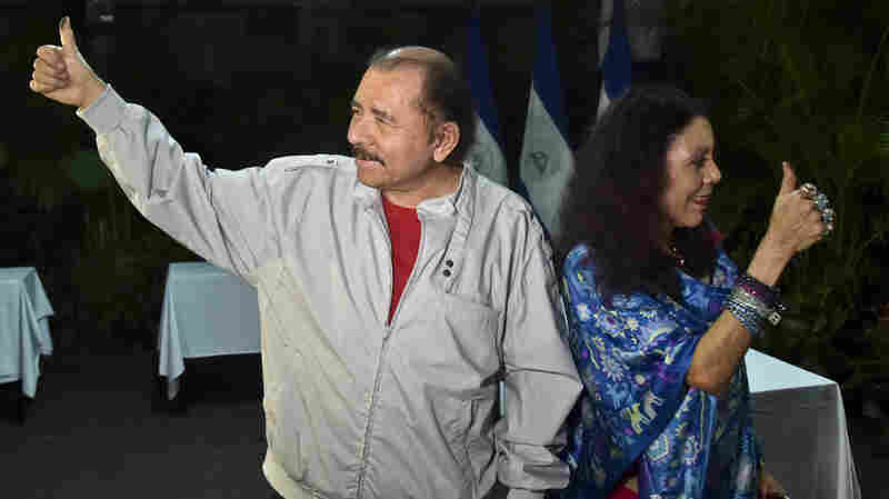 With Opposition Sidelined, Nicaragua's Ortega Easily Wins Third Presidential Term