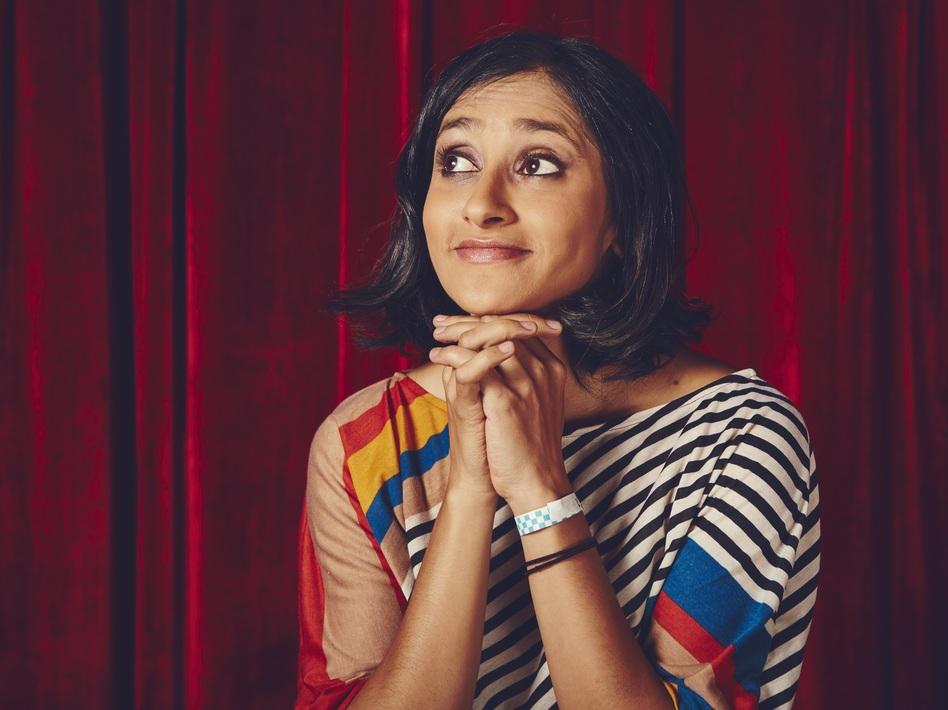 Comedian Aparna Nancherla Makes Light Of The Heavy Stuff
