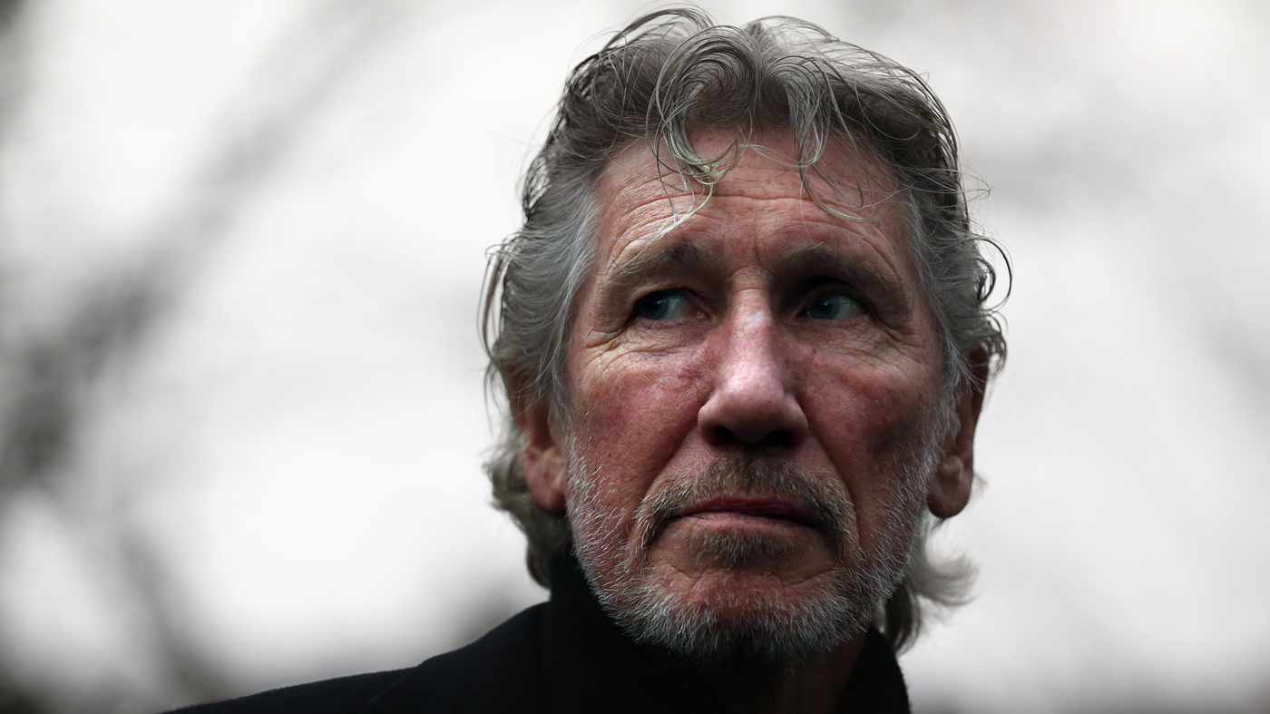the politics and passions of roger waters all songs considered npr. Black Bedroom Furniture Sets. Home Design Ideas