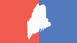 Maine 2016 Presidential And State Election Results