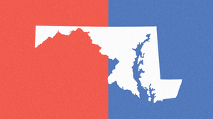 Maryland 2016 Presidential And State Results