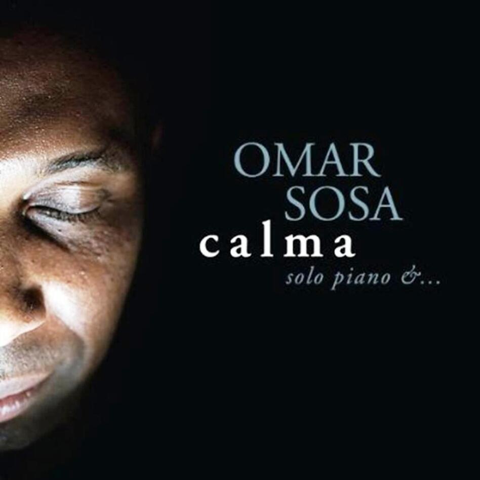 Omar Sosa, calma (Courtesy of the artist)