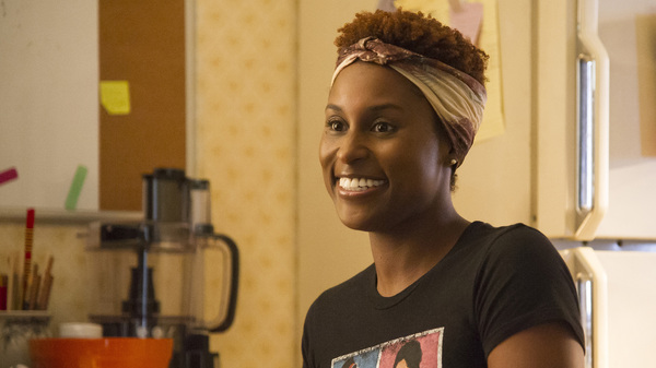 """""""This character is in between two worlds and is just in a constant state of discomfort,"""" Issa Rae says of Issa Dee, her character on HBO's Insecure."""