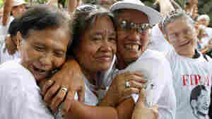Former Philippines Dictator Eligible For Burial In Heroes' Cemetery, Court Rules