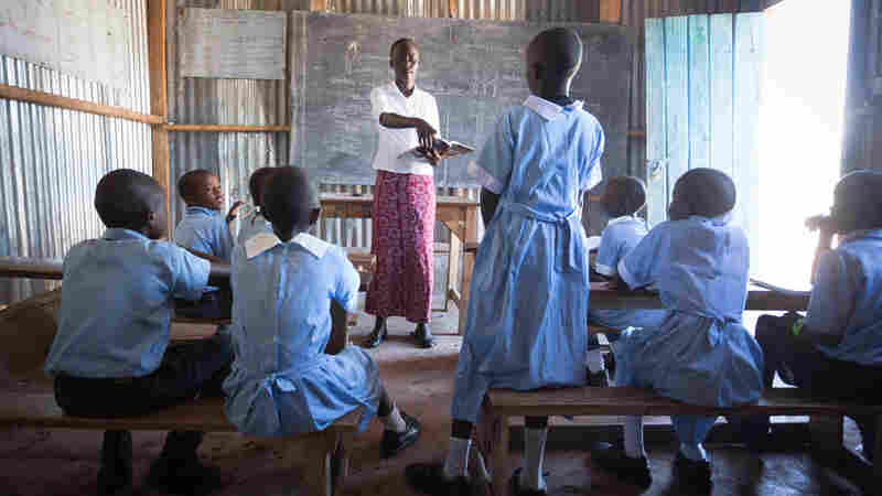 Should Child Marriage Be Talked About In The Classroom?