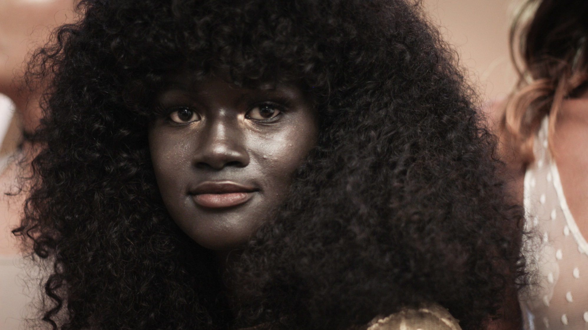 Senegalese Model And Instagram Star Khoudia Diop Is Proud Of Her Dark Skin Goats And Soda Npr