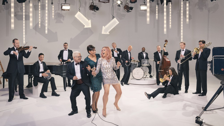 Pink Martini's new album, Je Dis Oui!, comes out Nov. 18. (Courtesy of the artist)