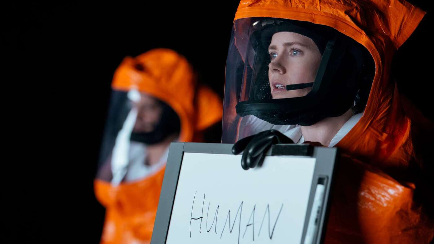 Arrival' Author's Approach To Science Fiction? Slow, Steady And Successful  : NPR