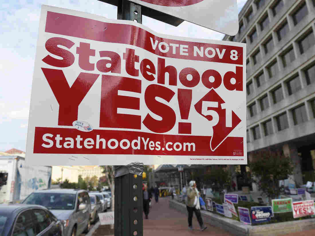 Statehood passed for DC, now needs Congressional approval