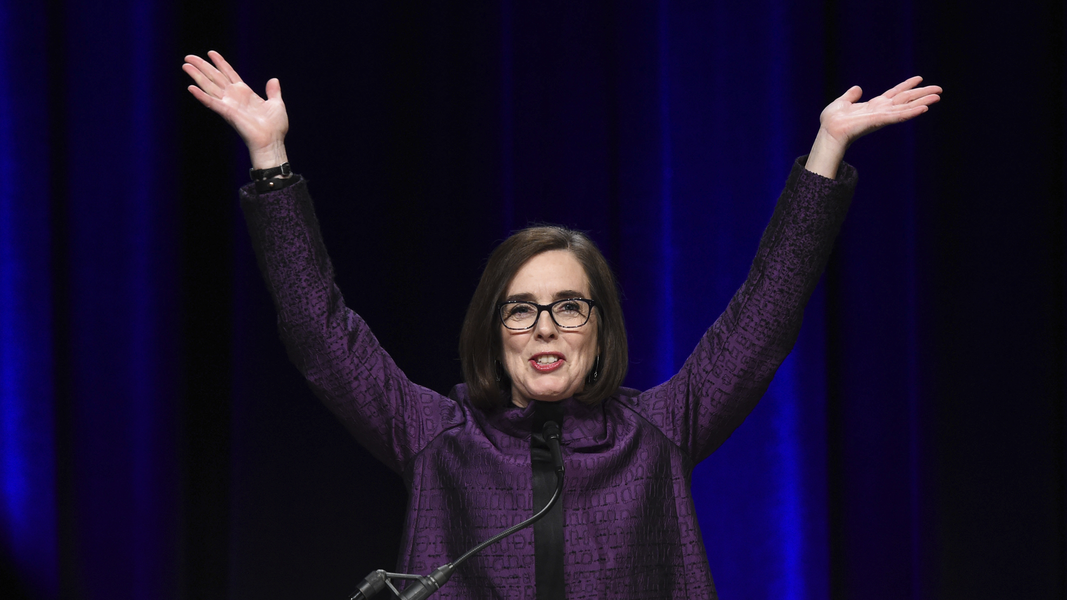 For First Time, Openly LGBT Governor Elected: Oregon's Kate Brown