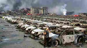 China Jails 49 Over Deadly Tianjin Warehouse Explosions