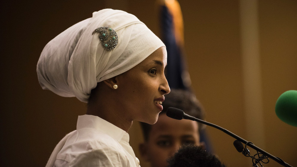 Former Refugee Ilhan Omar Makes History By Becoming First Somali