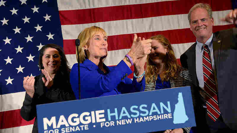 Democrats Squeak Out Win In New Hampshire Senate; Will Pick Up Total Of 2 Seats