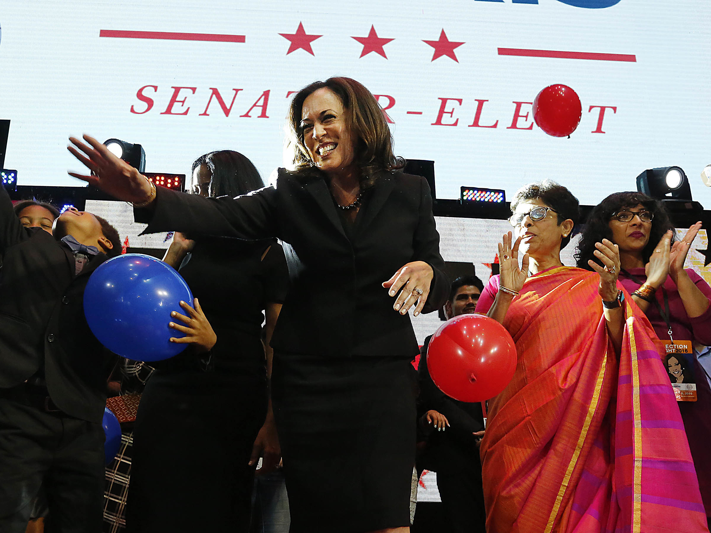 Women Elected to US Senate Make Latina, Indian History