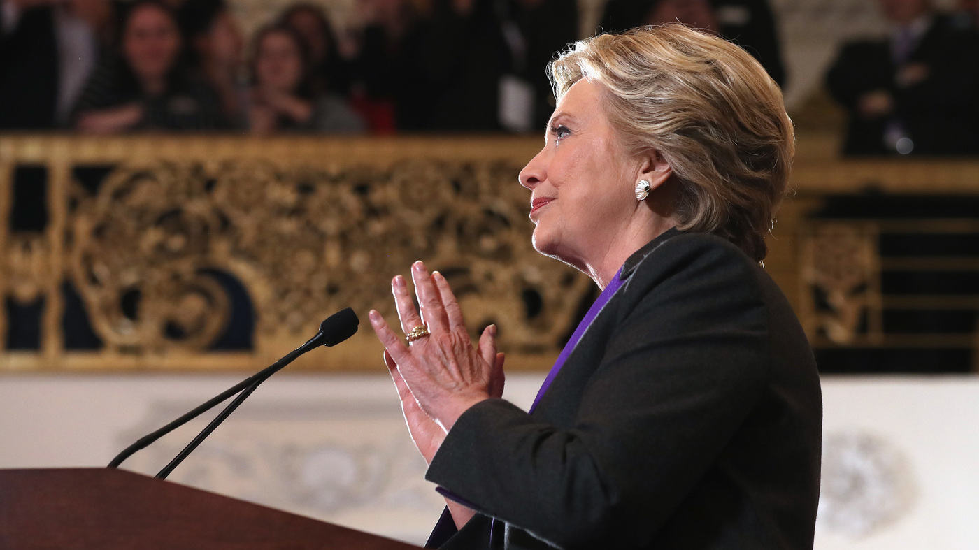 watch hillary clinton concedes presidential race to donald trump