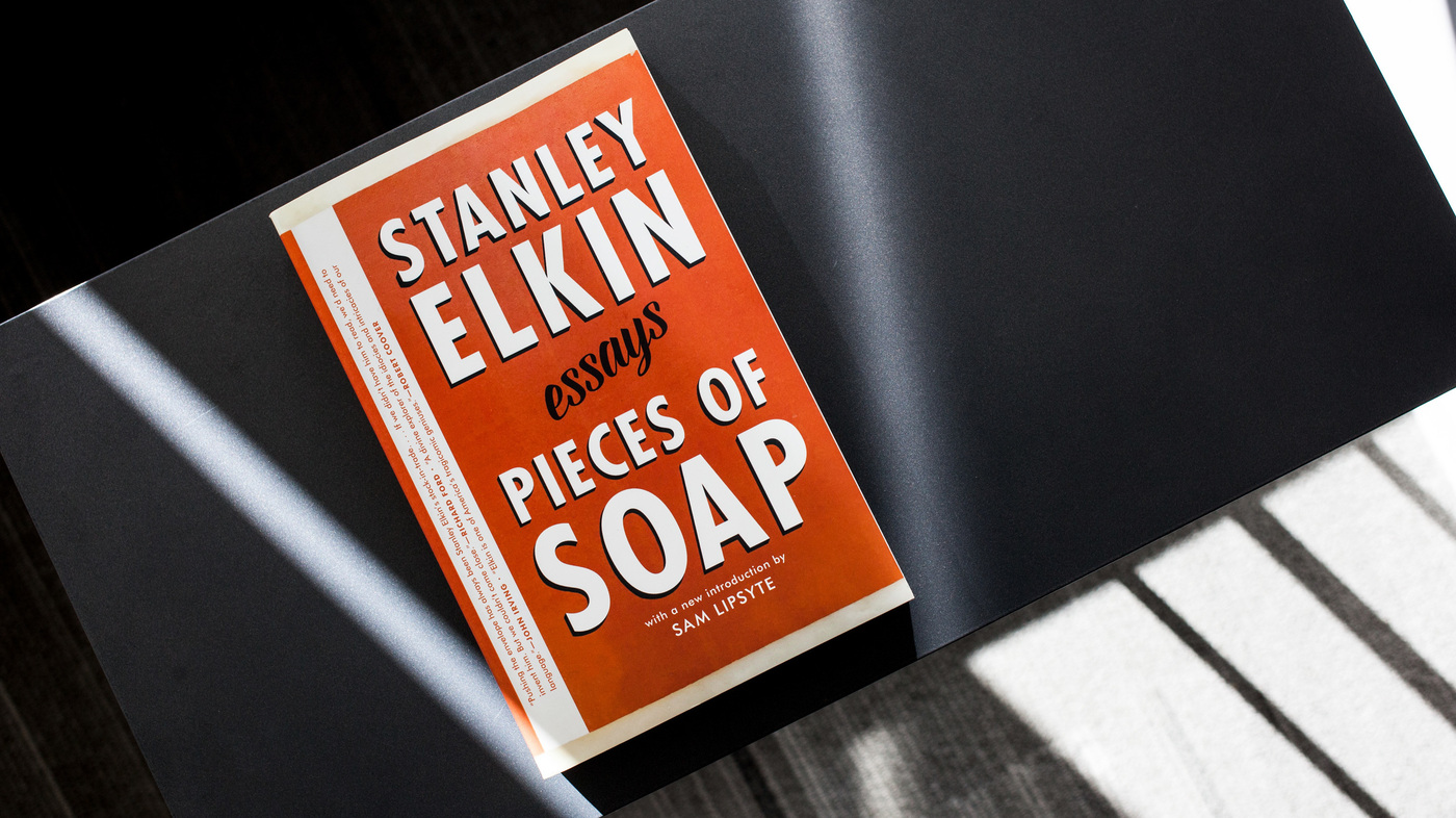 Weird Spirited Pieces Of Soap Celebrates The Essays Of Stanley  Weird Spirited Pieces Of Soap Celebrates The Essays Of Stanley Elkin   Npr