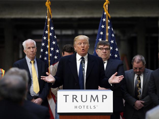 story donald trump conflict interest