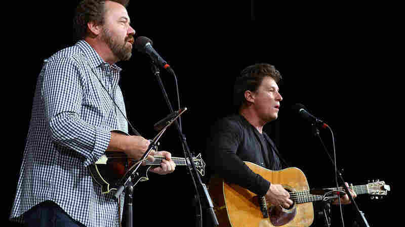 Dan Tyminski And Ronnie Bowman On Mountain Stage