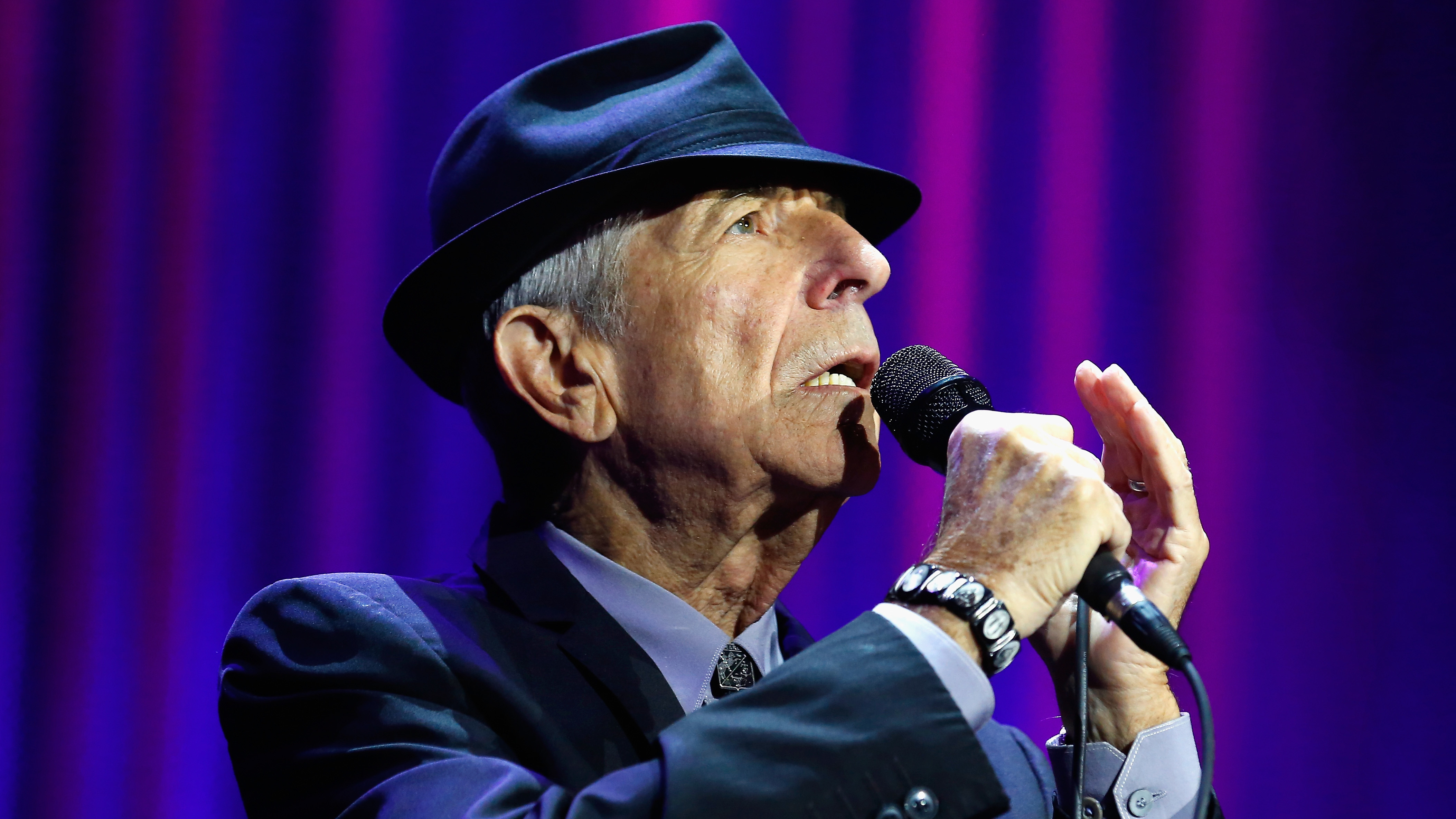 Leonard Cohen Has Died At 82