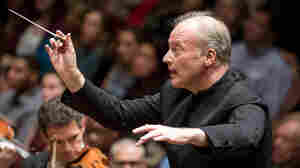 Mr. Noseda Goes To Washington: The Capital's Orchestra Gets A New Leader