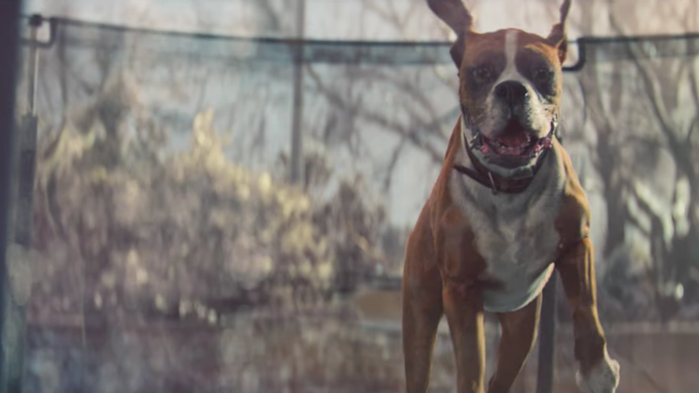 Put A Little Bounce In Your Day With A New Christmas Ad From The U.K.