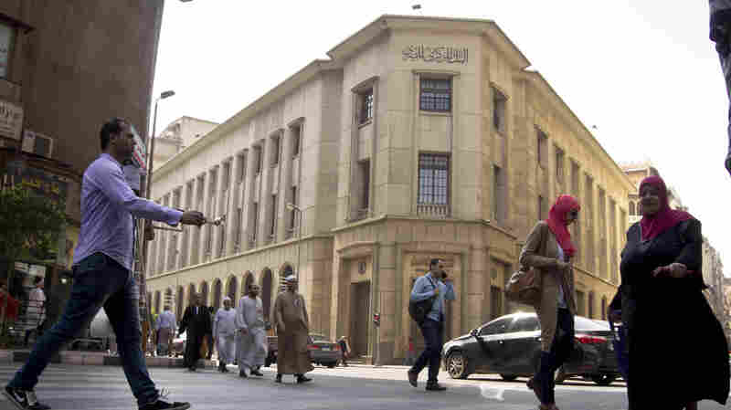 IMF Approves $12 Billion Bailout For Egypt After Austerity Measures