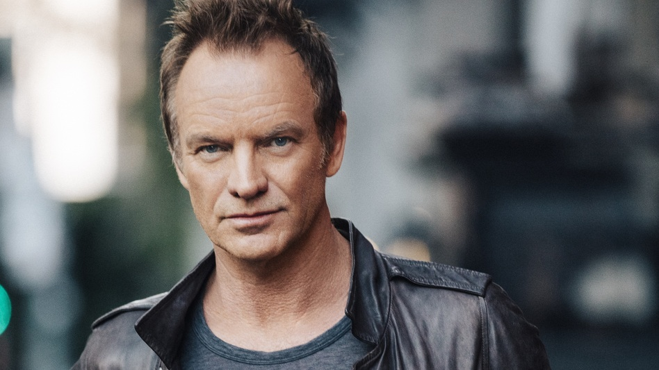 Sting (Courtesy of the artist)
