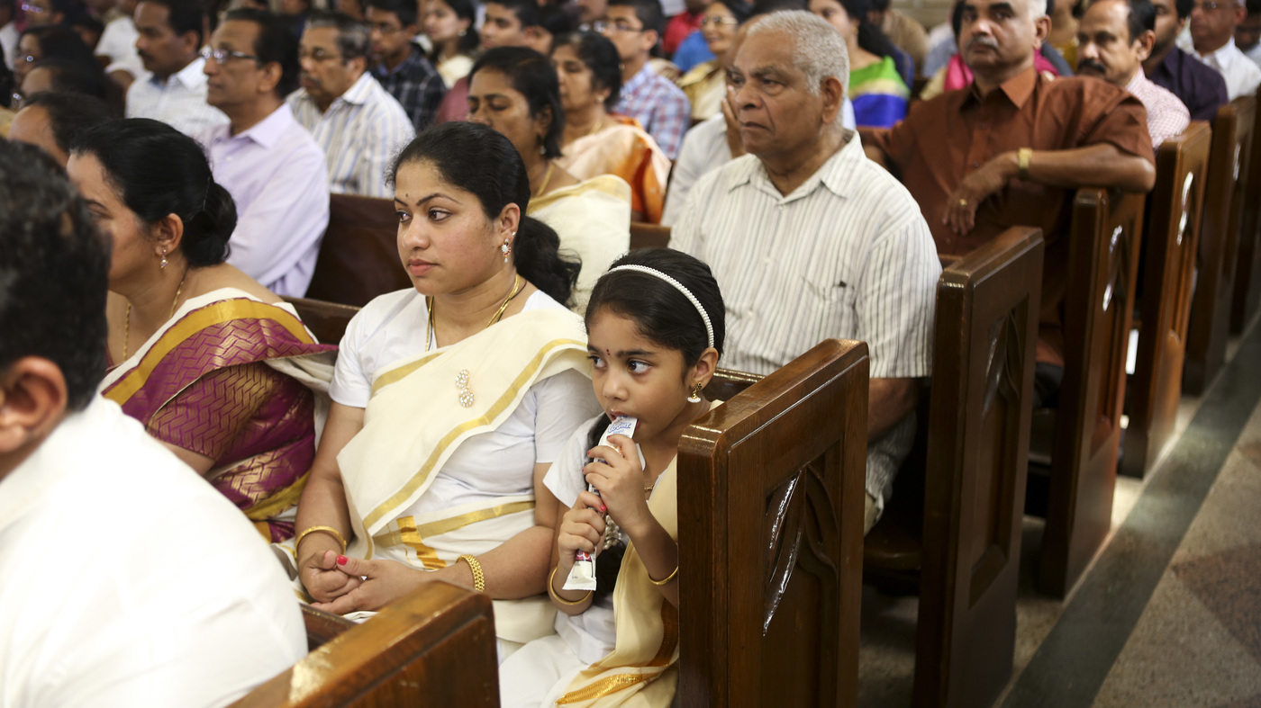 Products Of The Soil': Identity Crisis In An Indian Catholic