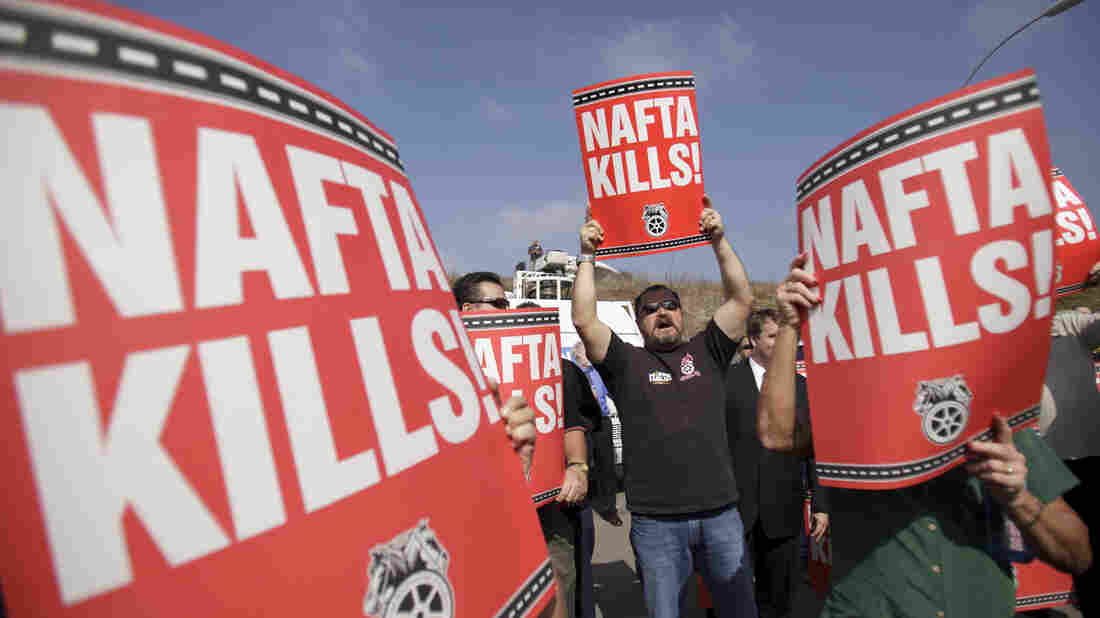 Donald Trump Tariffs Will Not Return Jobs to Rust Belt