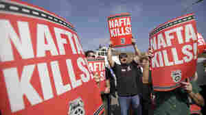 After 22 Years, Is NAFTA Headed Back To The Drawing Board?
